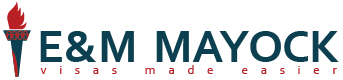 E&M Mayock Employment Immigration Attorneys Logo