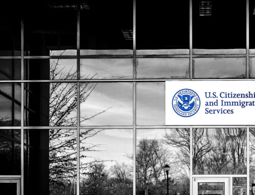 Important information regarding H-1B / E-3 Employees temporarily working from home